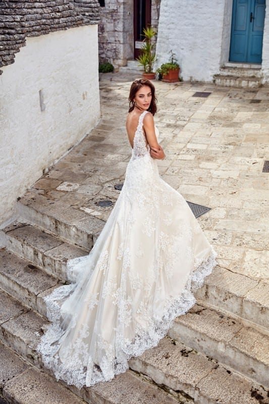 Wedding Dress Adriana Eddy K Bridal Gowns Designer