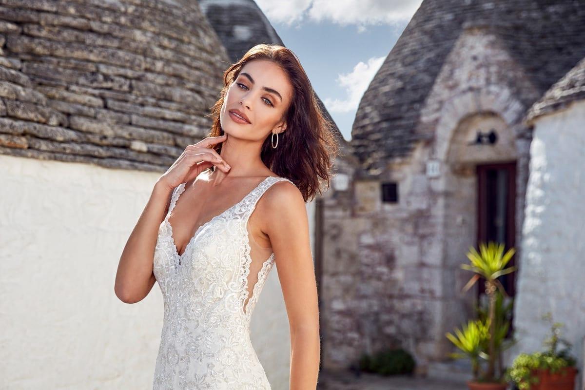 Wedding Dress Adriana – Eddy K Bridal Gowns | Designer Wedding ...