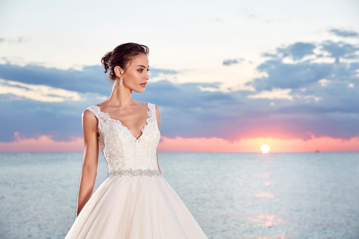 Wedding Dress Denia – Eddy K Bridal Gowns | Designer Wedding Dresses ...