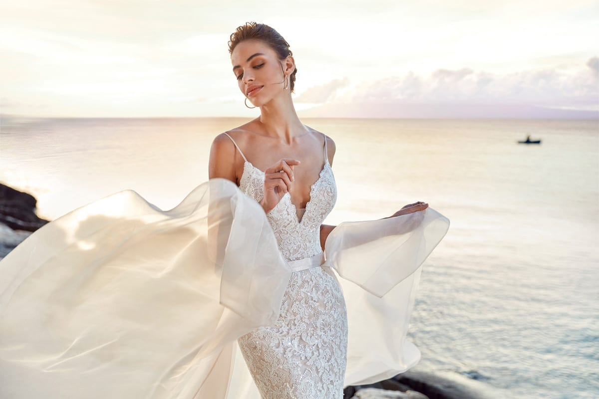 Wedding Dress Eva – Eddy K Bridal Gowns