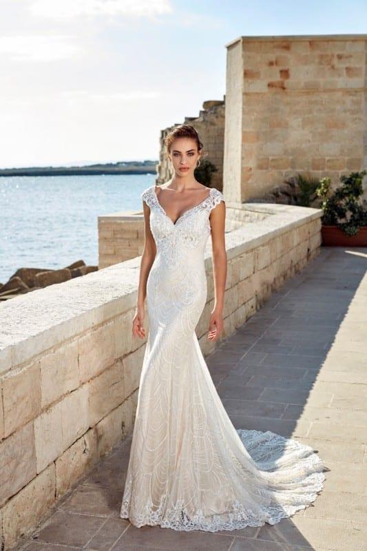 Wedding Dress Fabiola Eddy K Bridal Gowns Designer