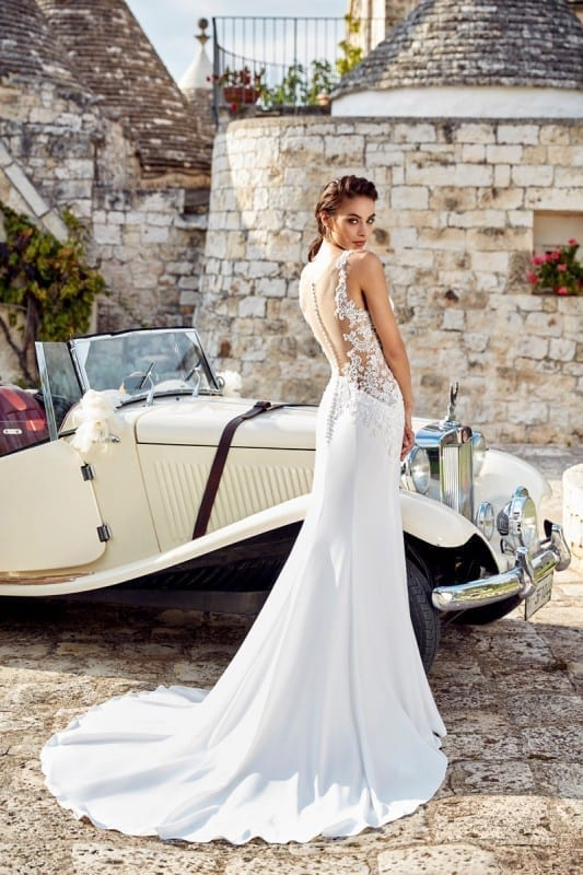 Wedding Dress Isabel Eddy K Bridal Gowns Designer