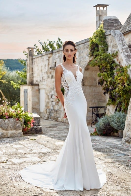 Dress Of The Week Isabel Eddy K Bridal Gowns Designer Wedding