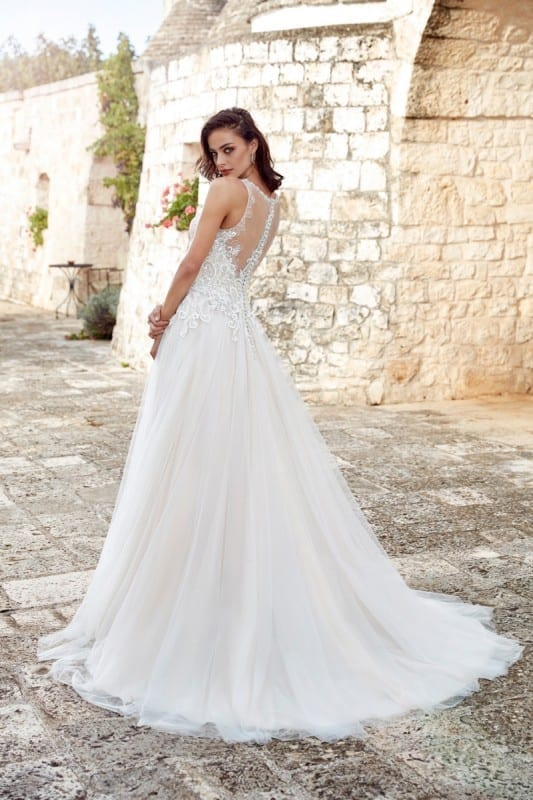 Wedding Dress Marisa – Eddy K Bridal Gowns | Designer Wedding ...