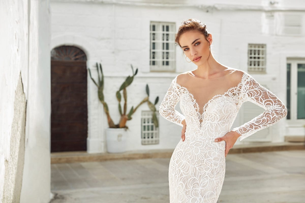Wedding Dress Renata – Eddy K Bridal Gowns | Designer Wedding ...