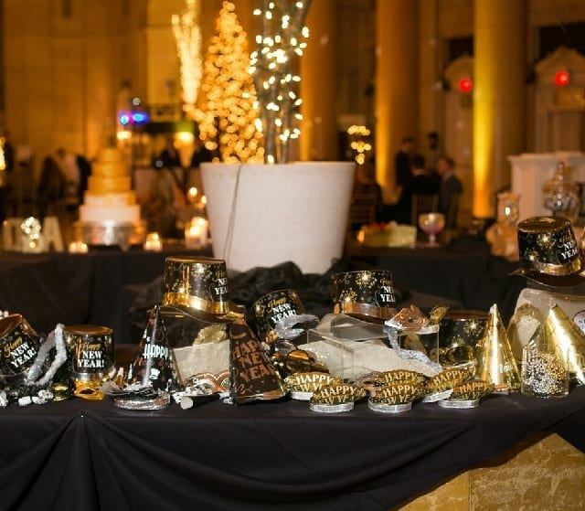 Sunday Inspiration New Years Wedding Decor Ideas Eddy K Bridal