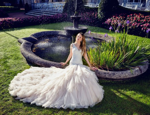 Wedding Dress EK1123