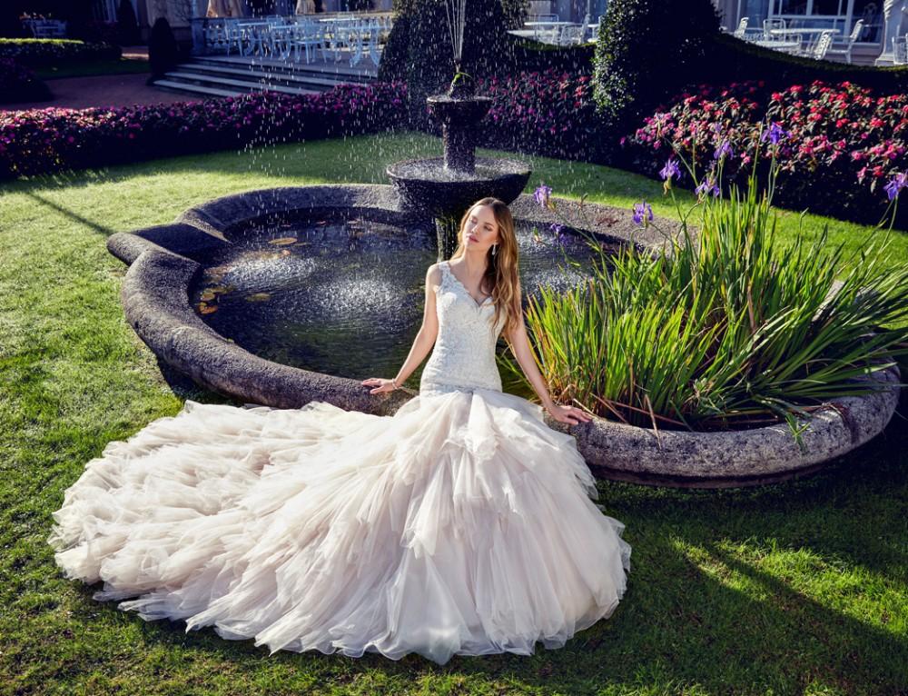 Wedding Dress EK1123