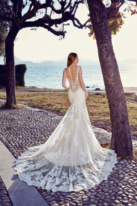 Wedding Dress Ek1128 Eddy K Bridal Gowns Designer
