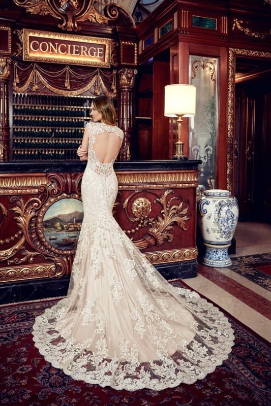 Wedding Dress Ek1131 Eddy K Bridal Gowns Designer