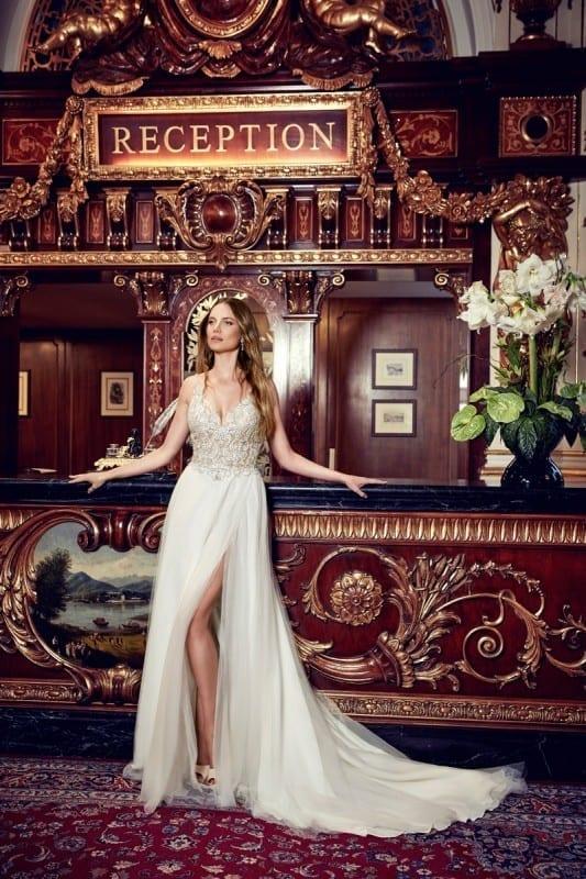 Wedding Dress Ek1134 Eddy K Bridal Gowns Designer