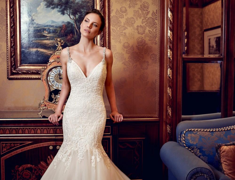 Wedding Dress EK1135