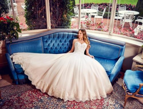 Wedding Dress EK1148