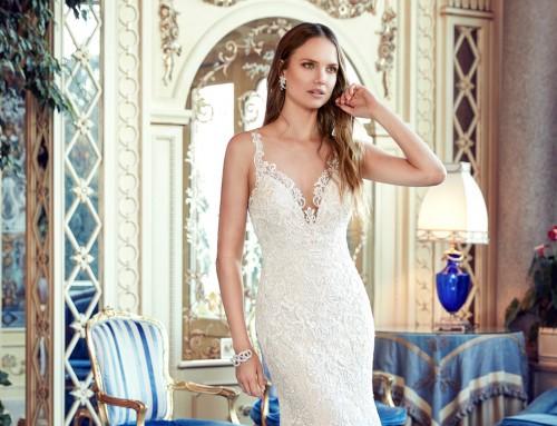 Wedding Dress EK1149