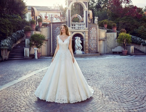 Wedding Dress EK1159