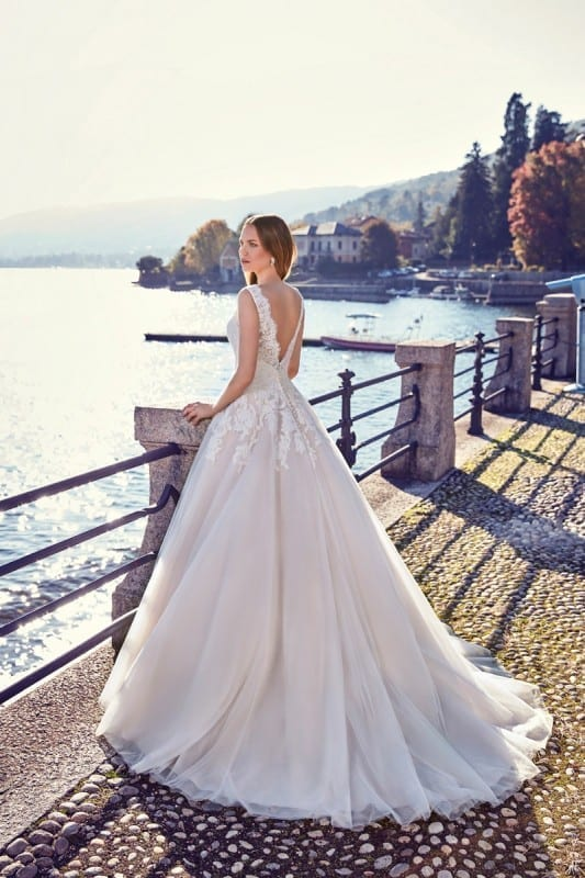 Wedding Dress Ek1166 Eddy K Bridal Gowns Designer