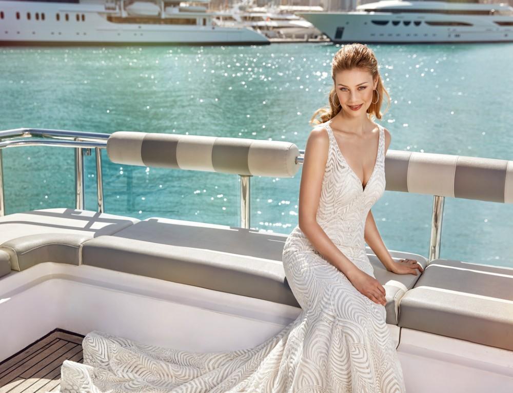 Wedding Dress SKY114