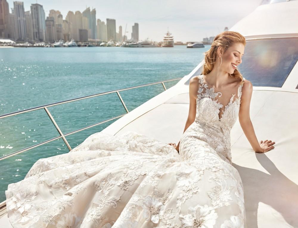 Wedding Dress SKY115