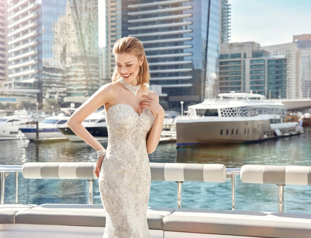 Wedding Dress SKY117