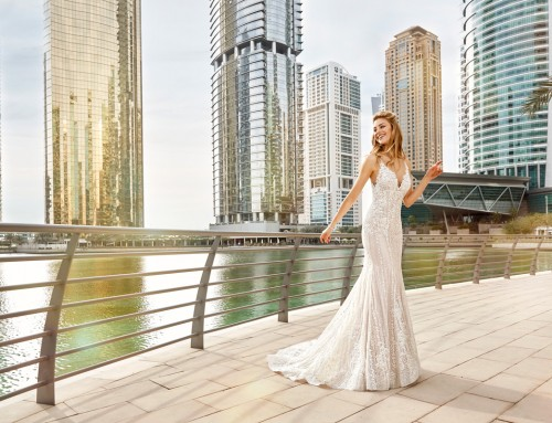 Wedding Dress SKY124