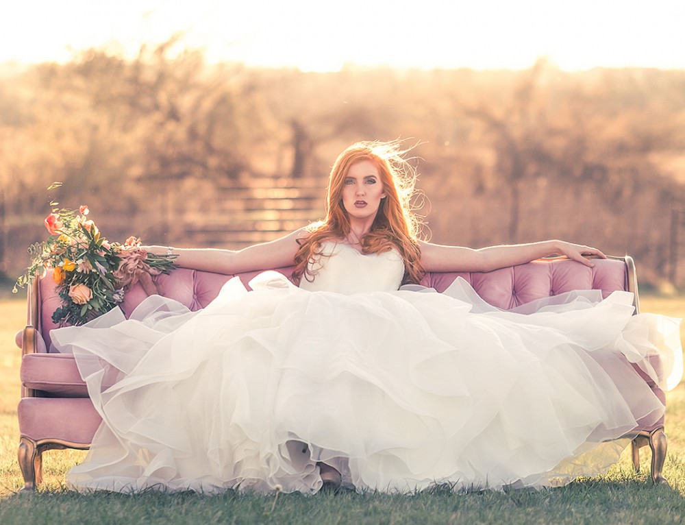 Wedding Wednesday: Photo shoot collaboration with Mike Aguilar and Silhouette Bridal