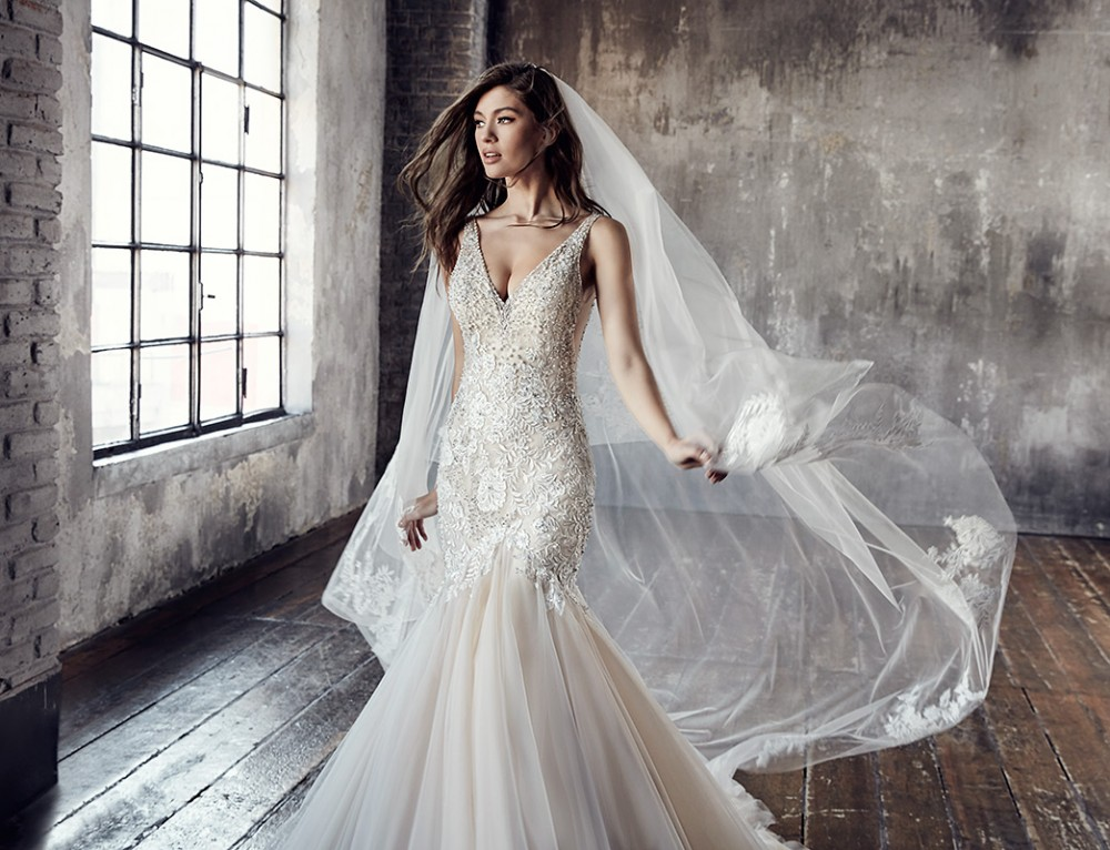 Wedding Dress CT187