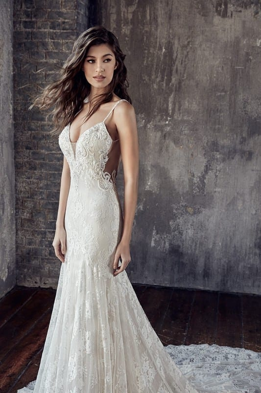 Wedding Dress Ct188 Eddy K Bridal Gowns Designer