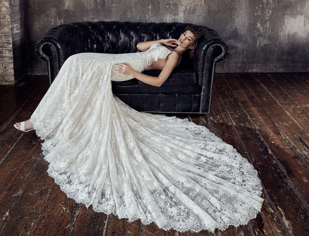 Wedding Dress CT188