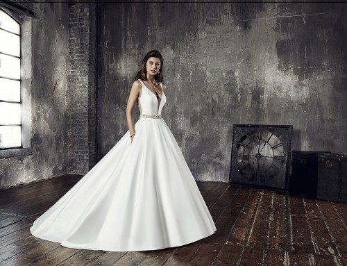 Wedding Dress CT189