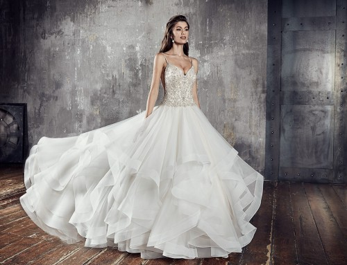 Wedding Dress CT191