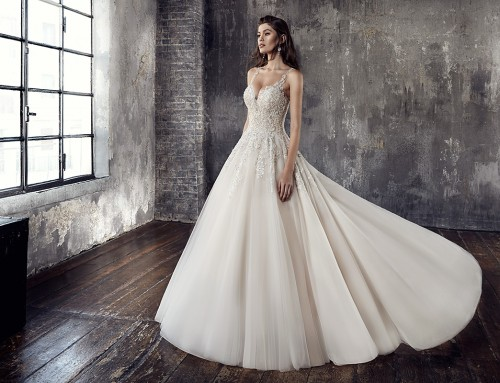 Wedding Dress CT197