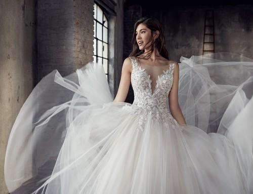 Wedding Dress CT199