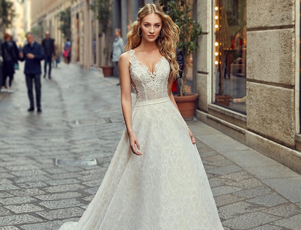 Wedding Dress MD234