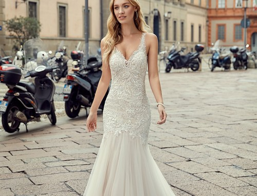 Wedding Dress MD235
