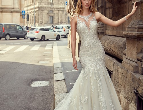 Wedding Dress MD236