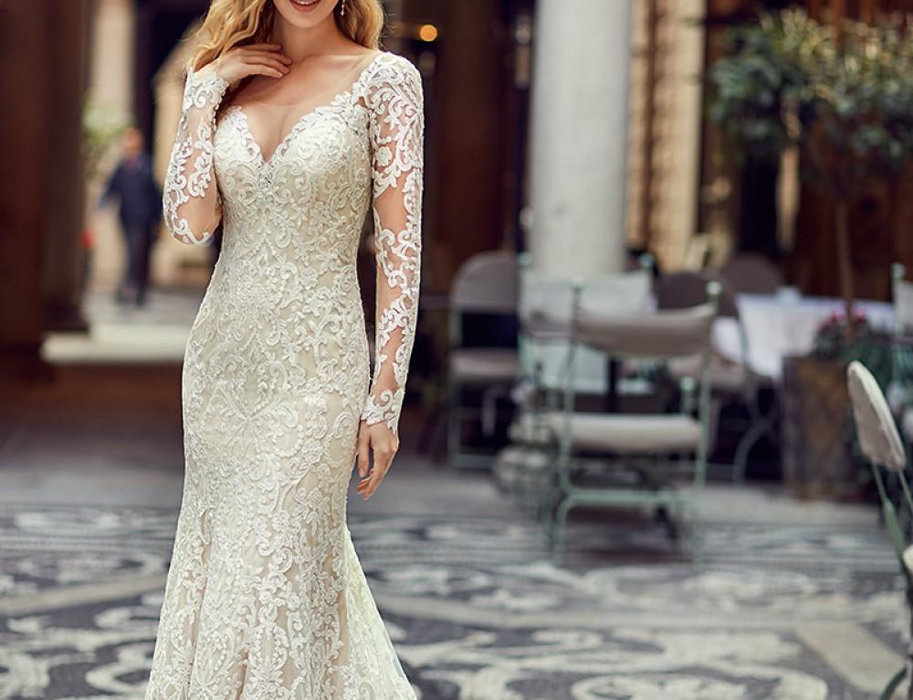 Wedding Dress MD237