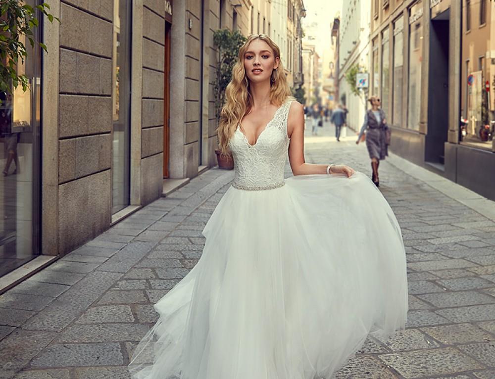 Wedding Dress MD238