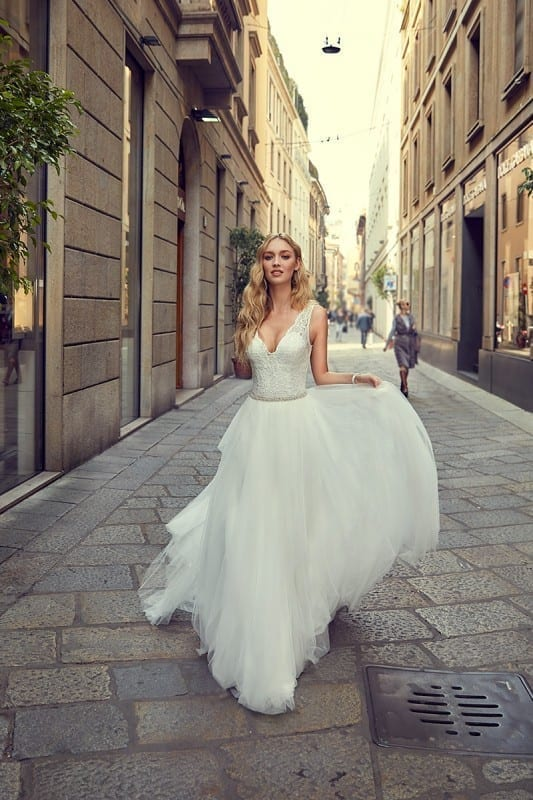 English Bridal Dresses