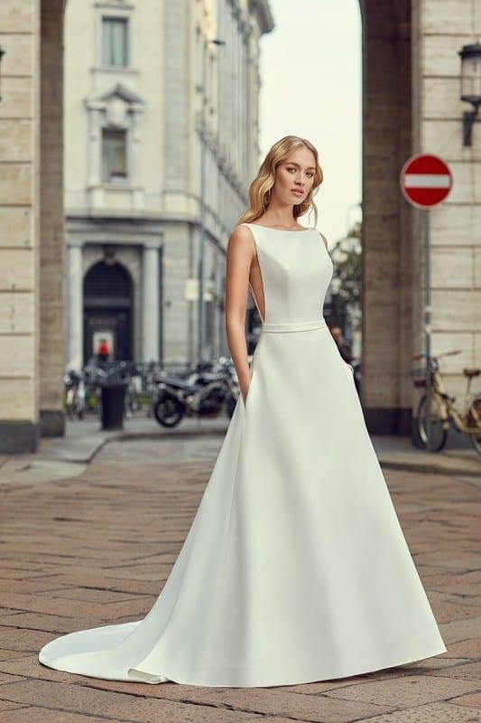 Wedding Dress Md242 Eddy K Bridal Gowns Designer Wedding Dresses
