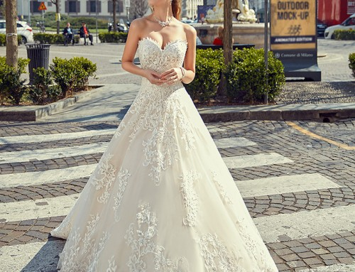 Wedding Dress MD243