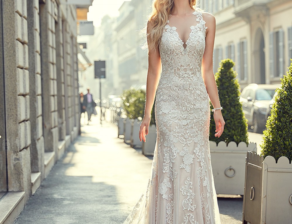Wedding Dress MD247