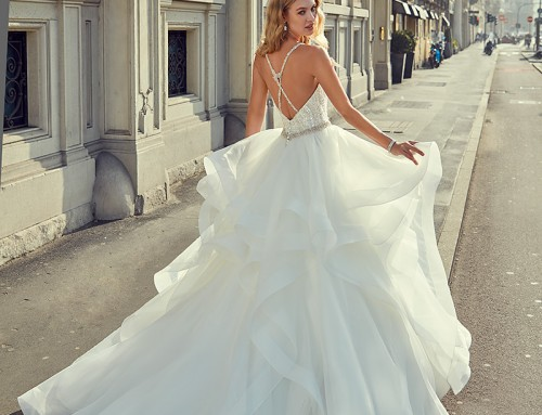 Wedding Dress MD249