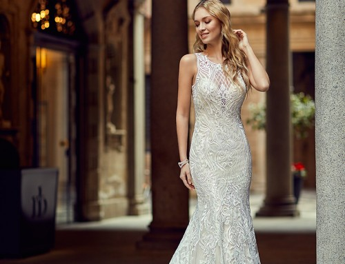 Wedding Dress MD264