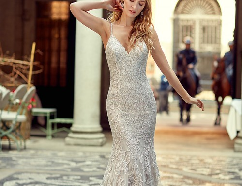 Wedding Dress MD265