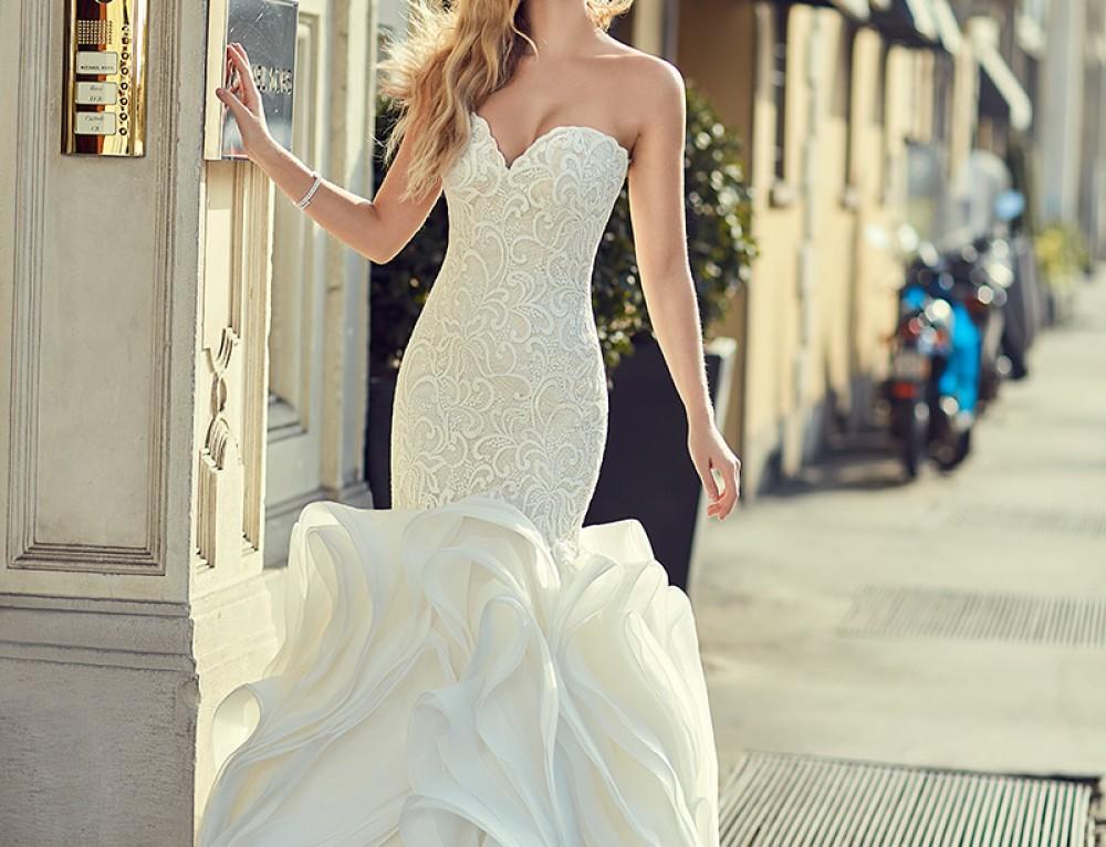Wedding Dress MD266