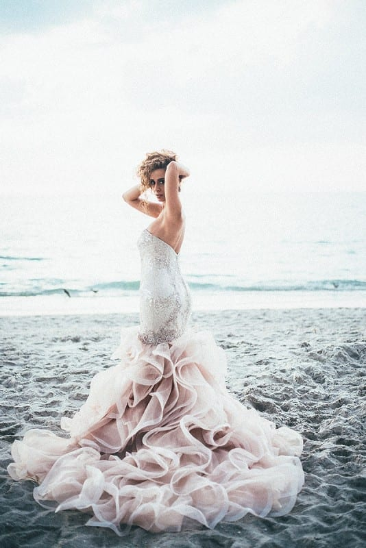Wedding Wednesday Bridal Shoot With Fly High Studios And