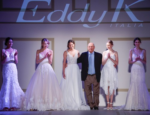 Wedding Wednesday: Si Sposaitalia Runway Show