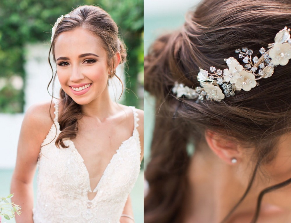Wedding Wednesday: Styled photoshoot from Something New Bridal Boutique