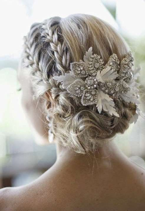 Easy 100 wedding hairstyles for every hair length eddy k bridal wedding hairstyles for long hair junglespirit Images