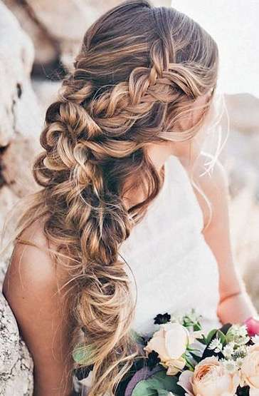 Easy 100 wedding hairstyles for every hair length – Eddy K ...